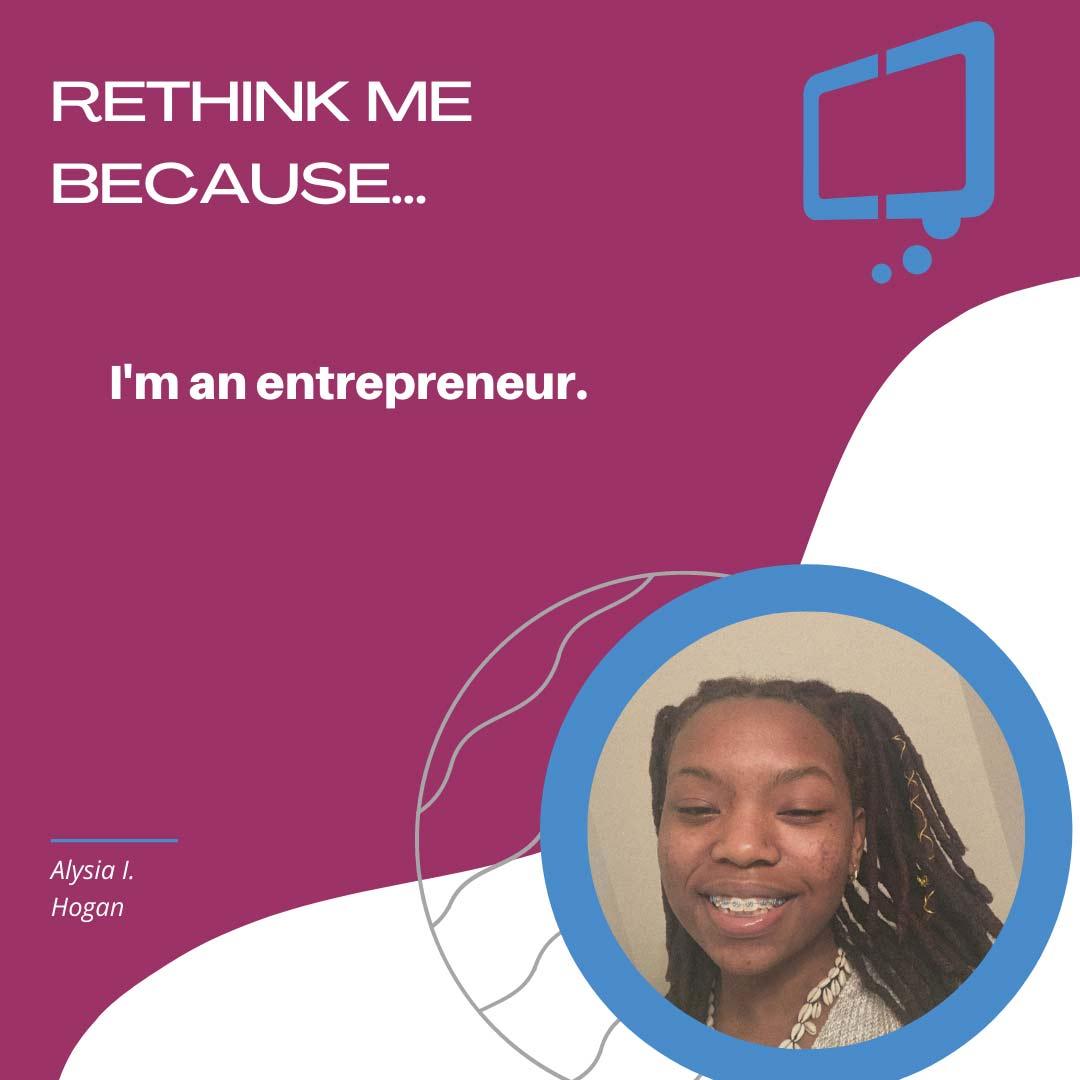 Alysia, Rethink Youth 2021