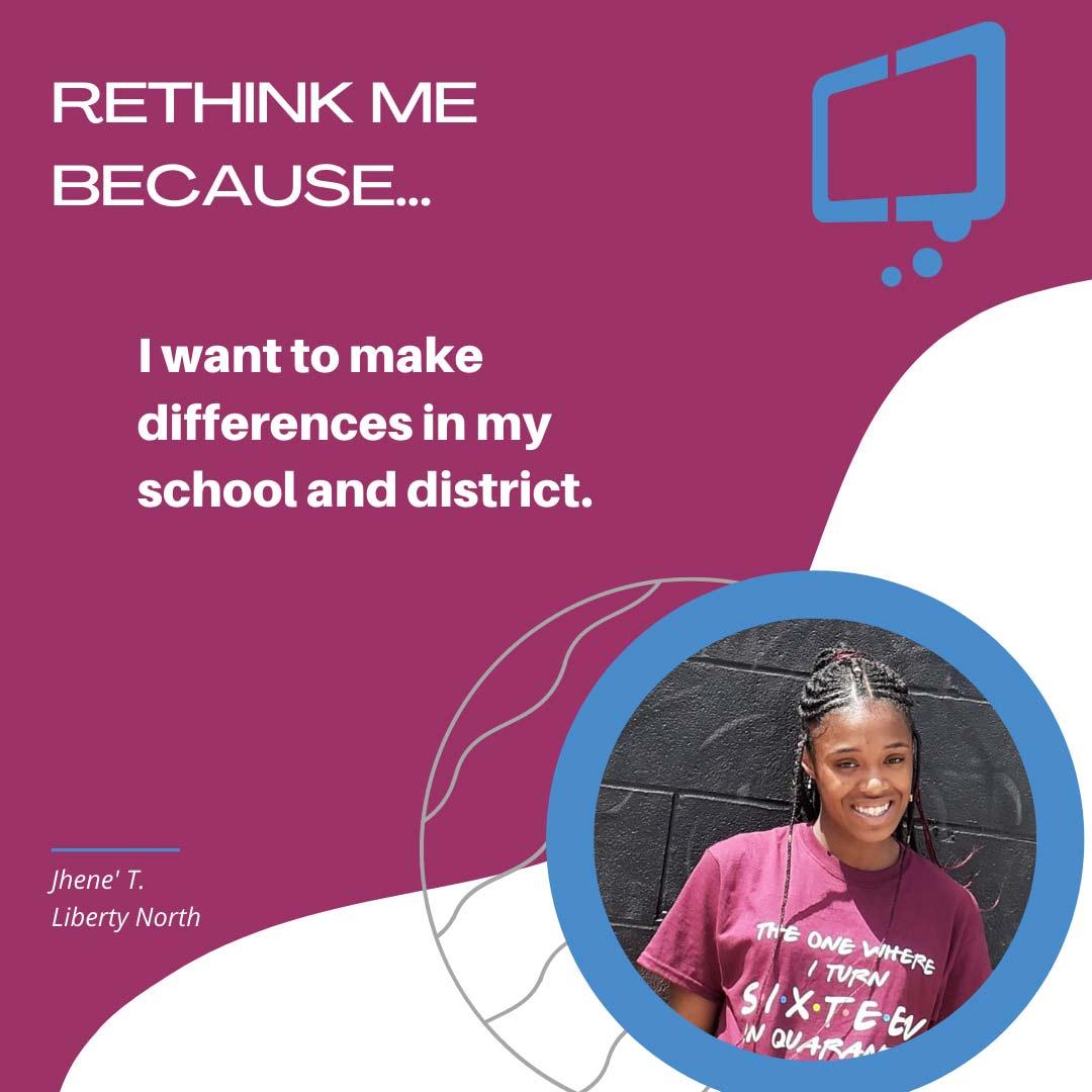 Jhene, Rethink Youth 2021