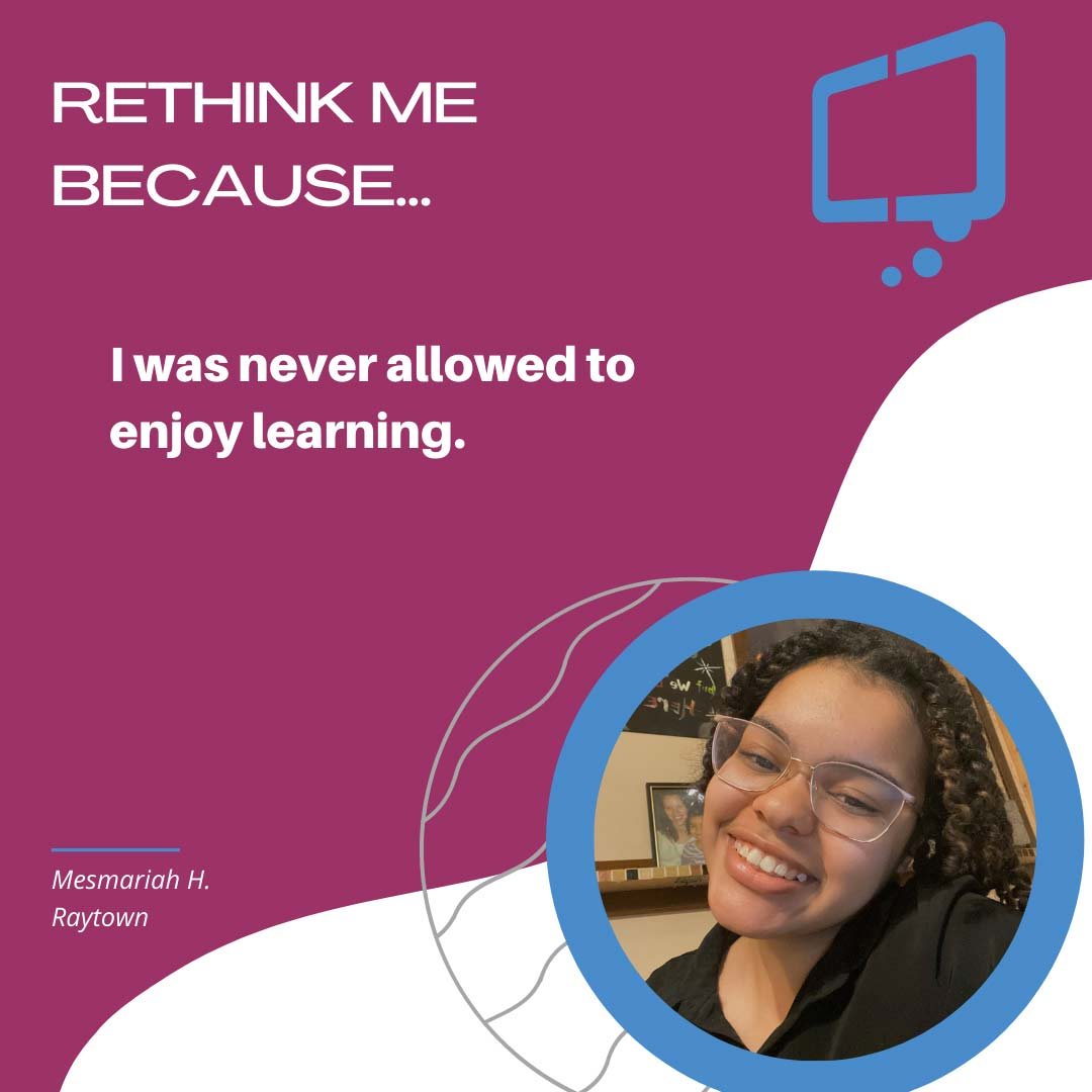 Mesmariah, Rethink Youth 2021