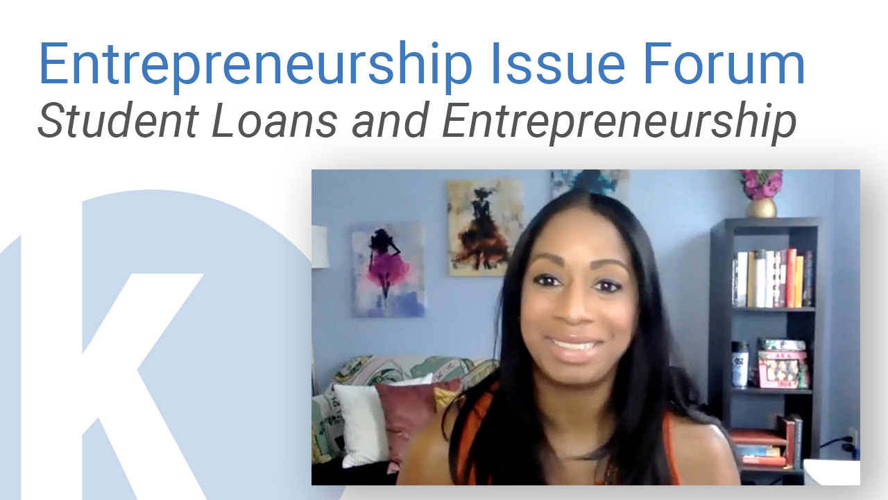 Student Loans and Entrepreneurship: Landscape and Policy Considerations | Kauffman Entrepreneurship Issue Forum