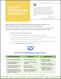 Client-Connected Projects Guide cover