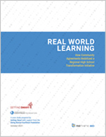 Real World Learning Case Study cover